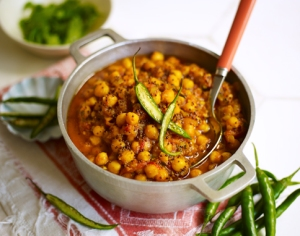 Jamie Oliver's Chickpea Curry